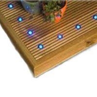 Outside Lighting & Power - Decking Lights